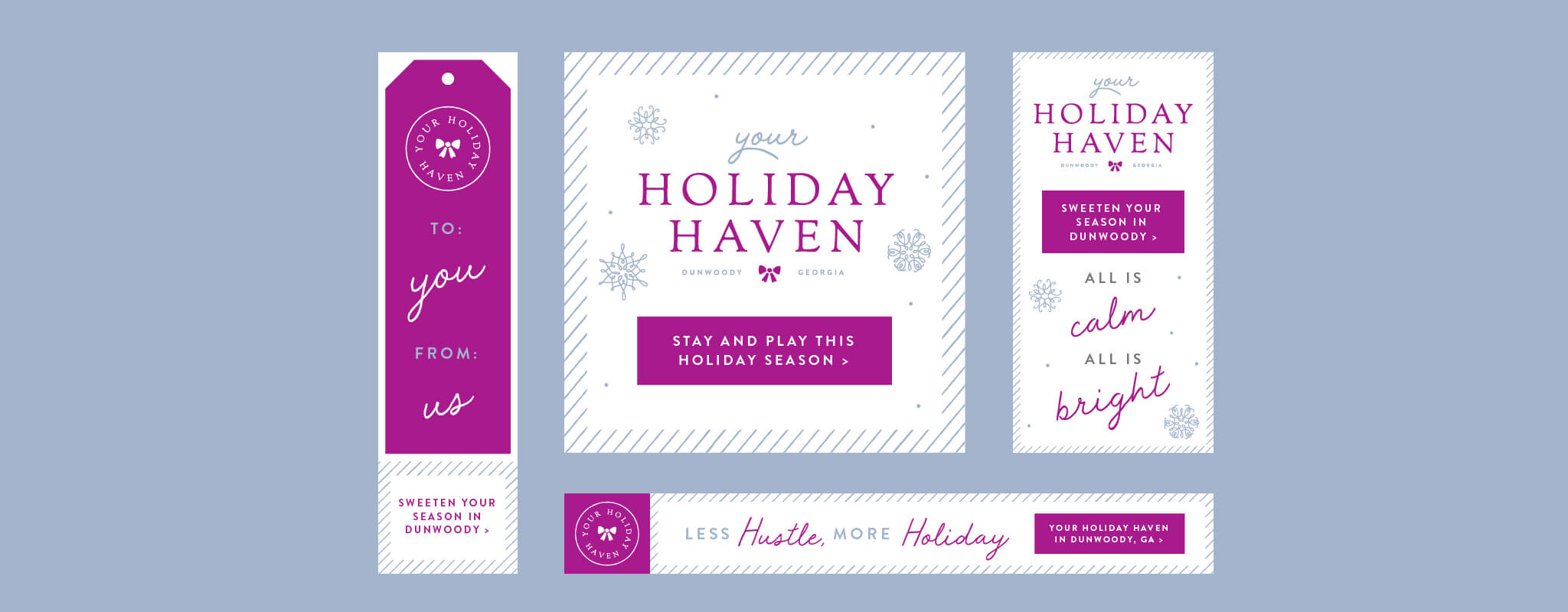 Your Holiday Haven Ads